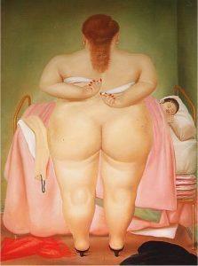 obesidad y sexualidad. Laura Cámara