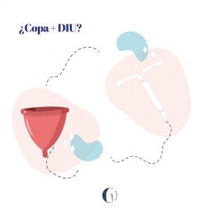 copa menstrual y diu